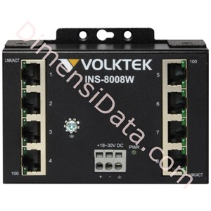 Picture of Switch VOLKTEK INS-8008W