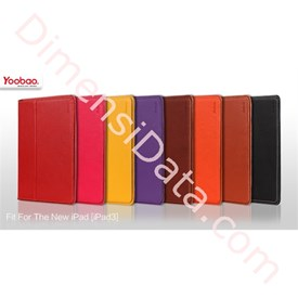 Jual Yoobao NEW IPAD EXECUTIVE LEATHER CASE