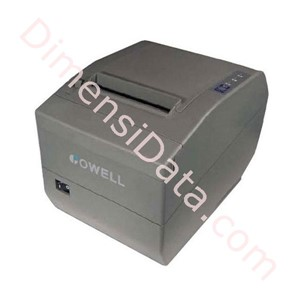 Picture of Printer GOWELL 288 UB (USB + Bluetooth) Gray