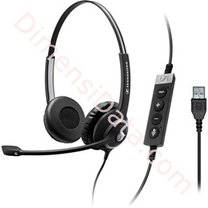 Picture of Headset Sennheiser SC 260 USB MS II
