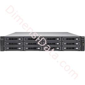 Jual Storage Server NAS QNAP TES-1885U-D1521-32GR