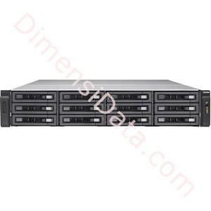 Picture of Storage Server NAS QNAP TES-1885U-D1521-32GR