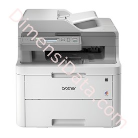 Jual Printer BROTHER Colour Multifunction DCP-L3551CDW