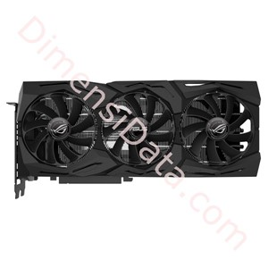 Picture of Graphics Card ASUS ROG-STRIX-RTX2080-O8G-GAMING