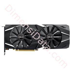 Picture of Graphics Card ASUS RTX 2070 DUAL-RTX2070-O8G