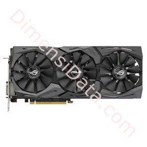 Picture of Graphics Card ASUS GTX 1060 STRIX-GTX1060-O6G