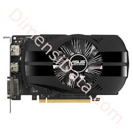 Jual Graphics Card ASUS PH-GTX1050Ti-4G