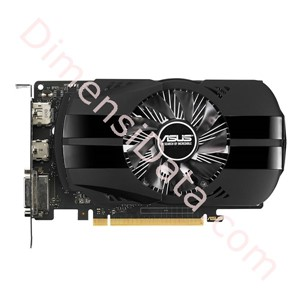 Picture of Graphics Card ASUS PH-GTX1050-2G