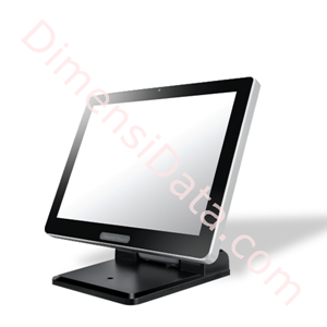 Picture of Computer POS AIO Pioneer STEALTH II [Quad Core J1900]