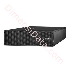 Jual External Battery Module CyberPower BPSE240V75ART3U