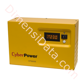 Jual Emergency Power Supply CyberPower CPS600E