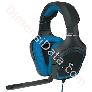 Picture of Headset Gaming Logitech G430 [981-000538]