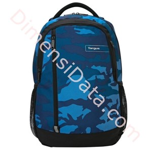 """Picture of Backpack Targus 15.6"""" Sport Bundle [BUS89102] Blue Camo"""
