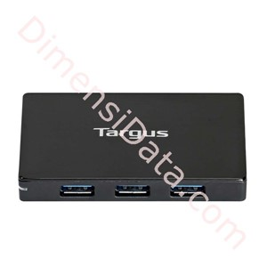 Picture of Hub Targus USB 3.0 4-Port [ACH144AP-50]
