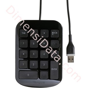 Picture of Keypad Wired Targus Numeric [AKP10AP-50]