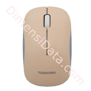Picture of Mouse Wireless TOSHIBA W55 Bellini Pink [PA5286L-1ETP]