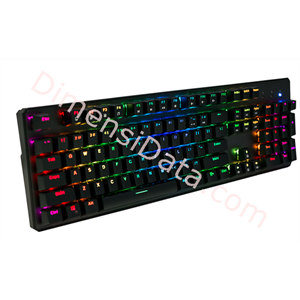 Picture of Keyboard TECWARE Phantom 104 RGB Brown Switches