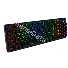 Jual Keyboard TECWARE Phantom 104 RGB Brown Switches