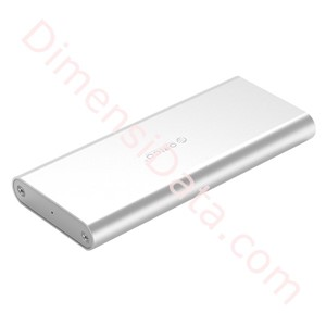 Picture of External SSD Enclosure ORICO M.2 to Type-C [M2G-C3-SV-PRO]