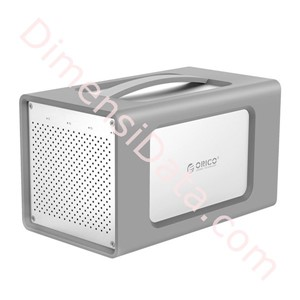 Picture of Hard Drive Enclosure ORICO 3.5inch 4 Bay Type-C [RS400RC3]