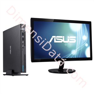 Picture of Desktop Mini PC + Monitor ASUS E520-7700PLUS