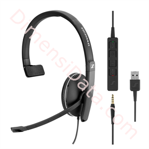 Picture of Headset SENNHEISER SC 135 USB