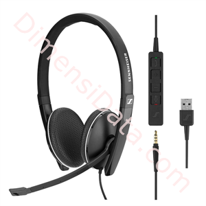 Picture of Headset SENNHEISER SC 165 USB [508317]