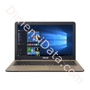 Picture of Notebook ASUS A407UF-BR532T Icicle Gold
