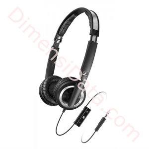 Picture of Headphone Sennheiser  - PX 200-II Black