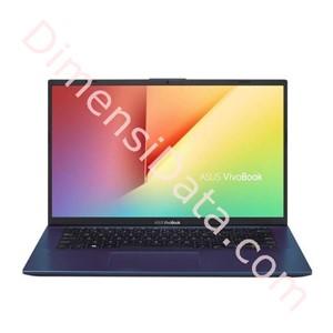 Picture of Notebook ASUS A412DA-EK503T Peacock Blue