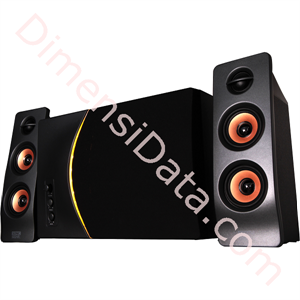 Picture of Speaker Armaggeddon A5 -