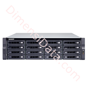 Picture of Storage Server NAS QNAP TS-1683XU-RP-E2124-16G