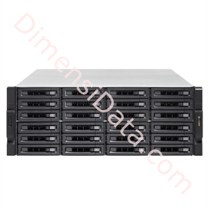 Picture of Storage Server NAS QNAP TS-2477XU-RP-2700-16G