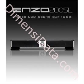 Jual Speaker Enzo 200SL - Stereo LCD Sound Bar (USB)