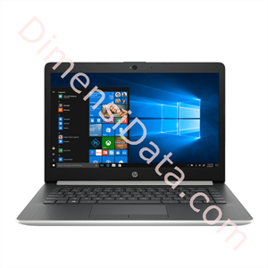 Picture of Notebook HP 14-ck0004TX [4LD86PA] Silver
