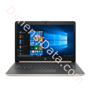 Picture of Notebook HP 14-ck0007TX [4LD94PA] Gold