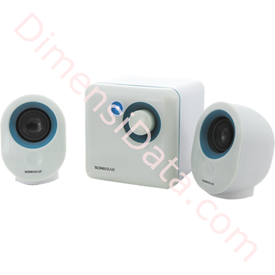 Jual Speaker Tatoo 303Xb - Compact 2.1