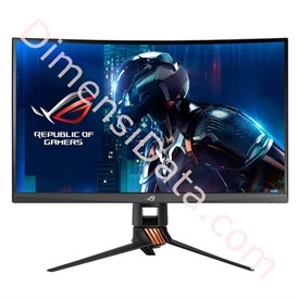 Jual Monitor Gaming ASUS ROG Swift Curved 27 inch PG27VQ