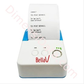 Jual Printer Thermal Bluetooth BellaV ZCS 05 (BW)