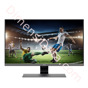 Picture of Monitor BENQ Entertainment 4K HDR with Eye Care EW3270U