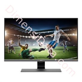 Jual Monitor BENQ Entertainment 4K HDR with Eye Care EW3270U