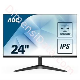 Jual Monitor LED AOC 23.8 inch 24B1XHS