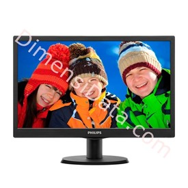 Jual Monitor LED PHILIPS 15.6 inch 163V5LSB23/70