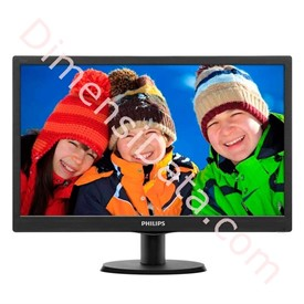 Jual Monitor LCD PHILIPS 18.5 inch 193V5LHSB2