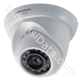 Jual Weatherproof Mini Dome Camera Panasonic K-EF134L06E