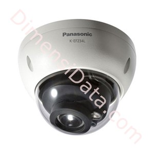 Picture of Weatherproof Dome Camera Panasonic K-EF234L01E