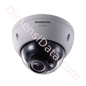 Picture of Weatherproof Dome Camera Panasonic K-EF235L01E