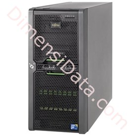 Jual FUJITSU Primergy Tower Server TX150S7FIDS02
