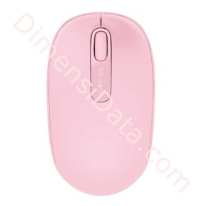 Picture of Mouse Wireless Microsoft 1850 Light Orchid [U7Z-00030]
