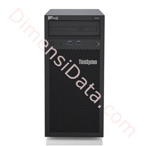 Picture of Tower Server Lenovo ThinkSystem ST50 [Xeon E-2104G, 8GB, 1TB, 250W] 7Y48A00ASG
